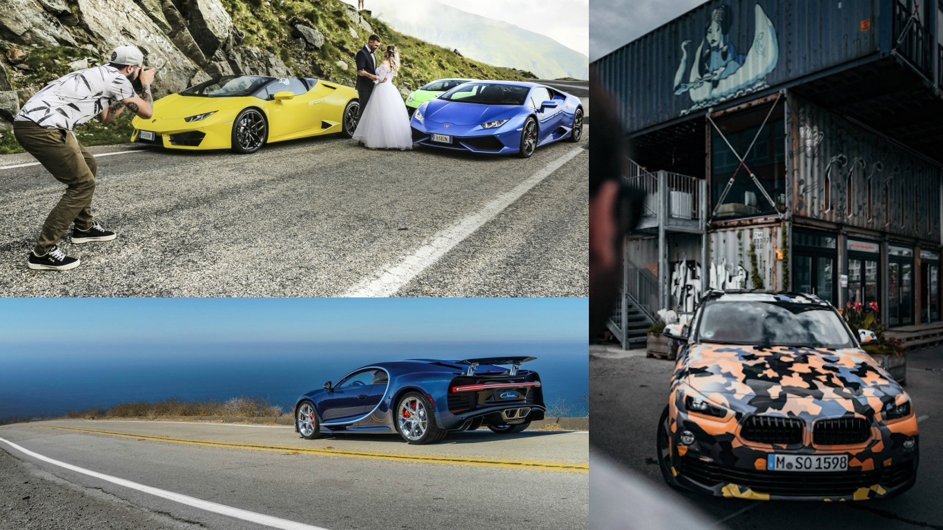 The biggest car brands on Instagram