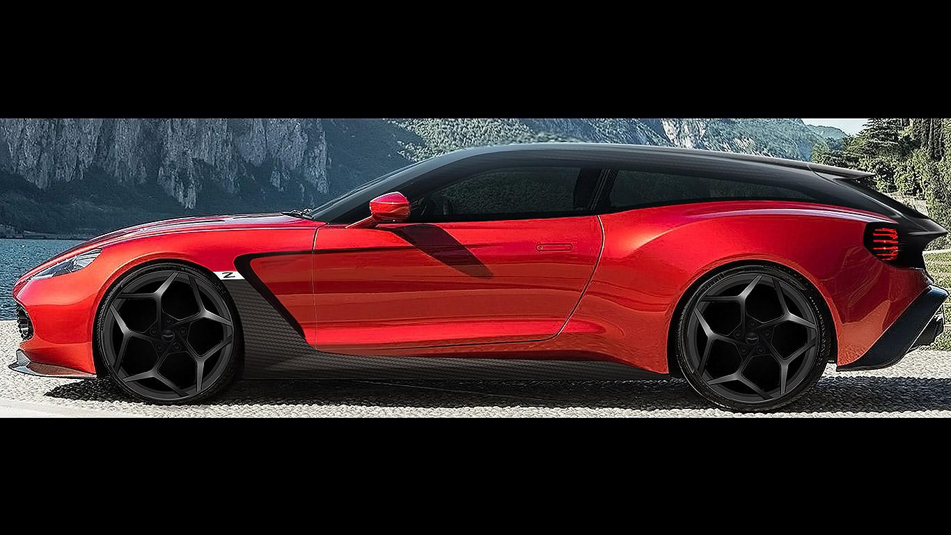 Aston Martin Zagato Shooting Brake