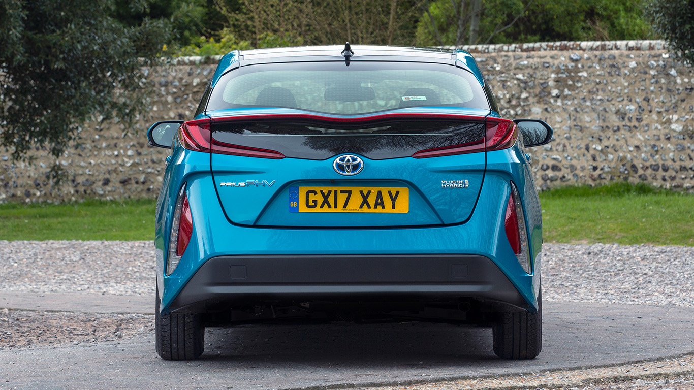The best new hybrid cars 2017