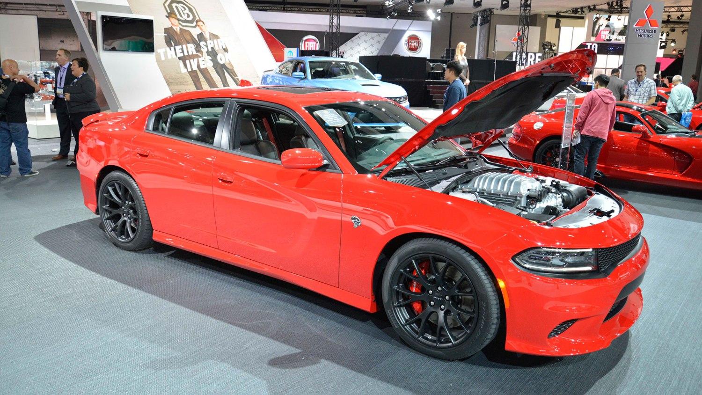 Dodge Challenger SRT Hellcat: 3.7 seconds