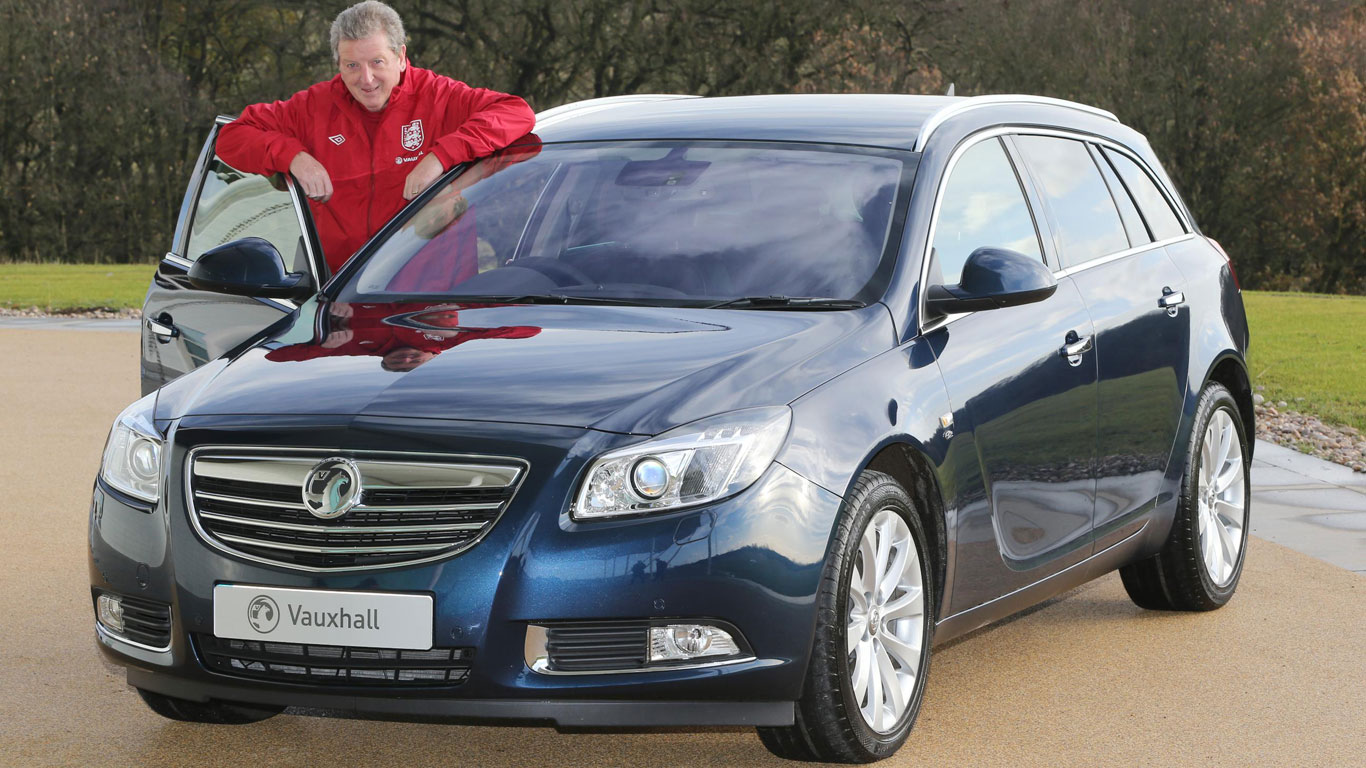 Vauxhall and Roy Hodgson