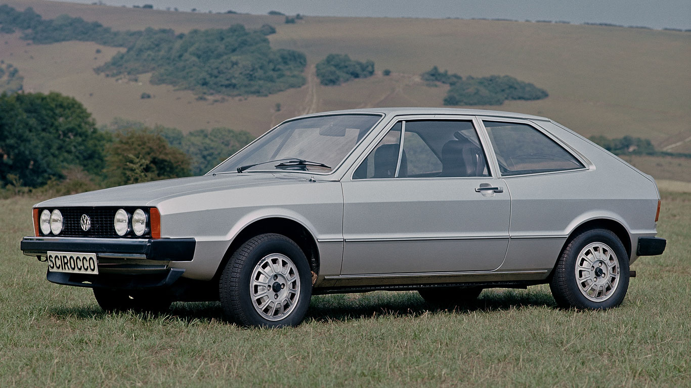 1974: Volkswagen Scirocco
