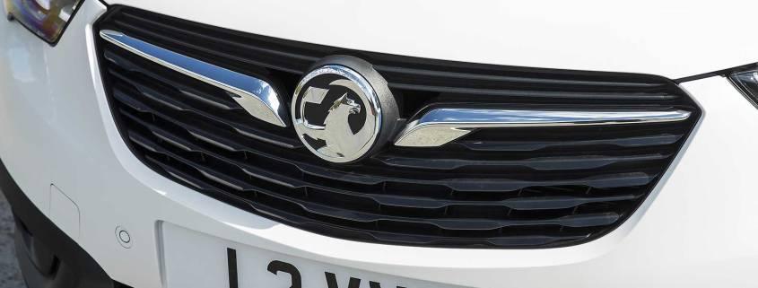 Vauxhall badge