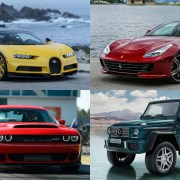 The lottery list: our most-wanted cars of 2017