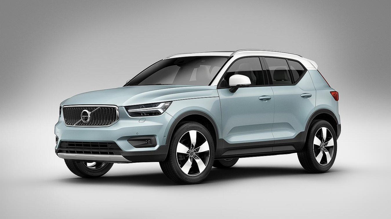 New Volvo Xc40 Compact Suv Revealed Prices From 163 27 905