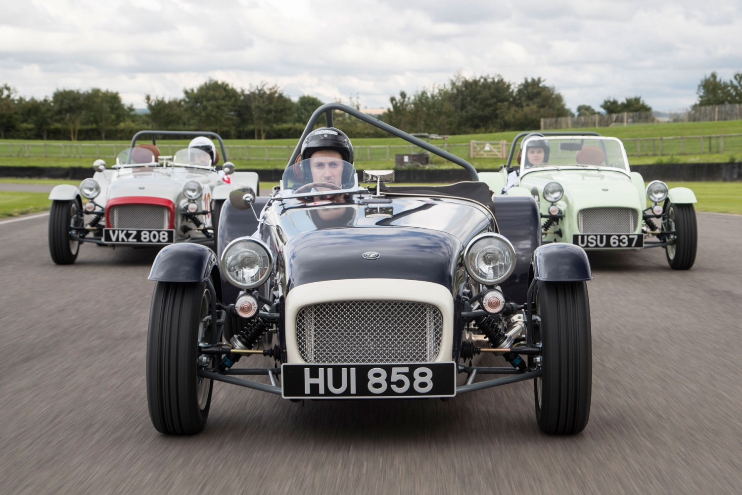 The Caterham Seven SuperSprint sold out within seven hours