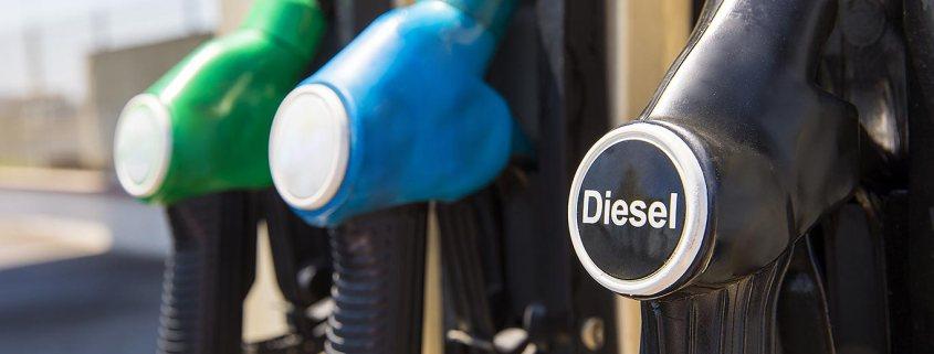 Diesel filling pump