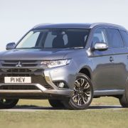 Mitsubishi launches scrappage scheme: save up to £6,500 off an Outlander PHEV