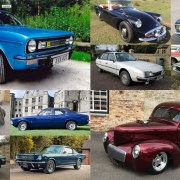 Are these Britain's best classic cars?