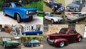 Video Morris Marina The Cult Retro Drift Car Motoring Research