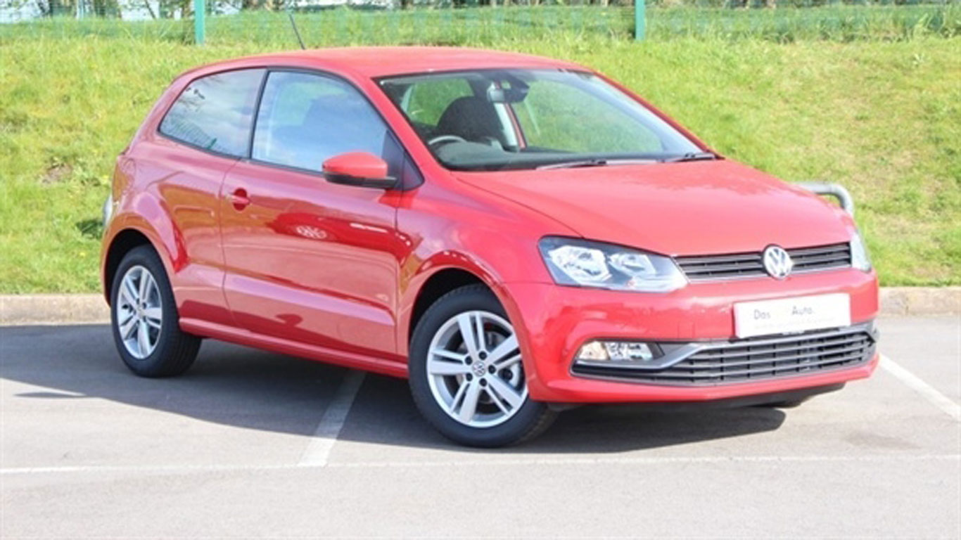 Volkswagen Polo Match Edition: £10,450
