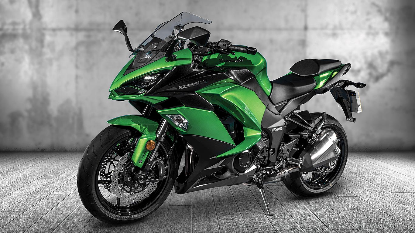 Best Sports Tourer Kawasaki Z1000SX