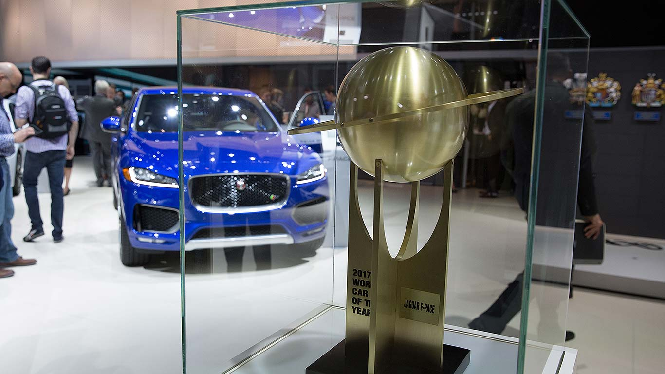 World Car Awards 2018