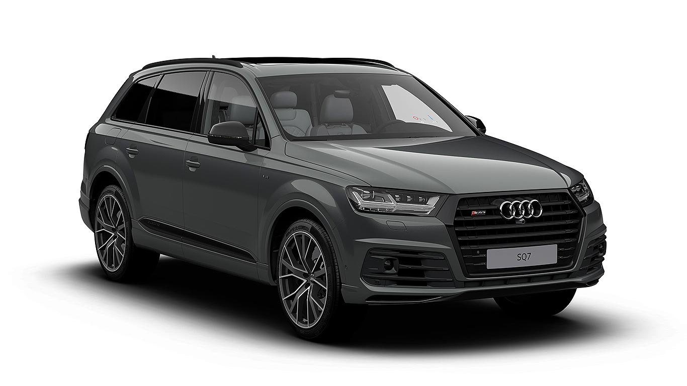 Audi SQ7 Vorsprung Edition