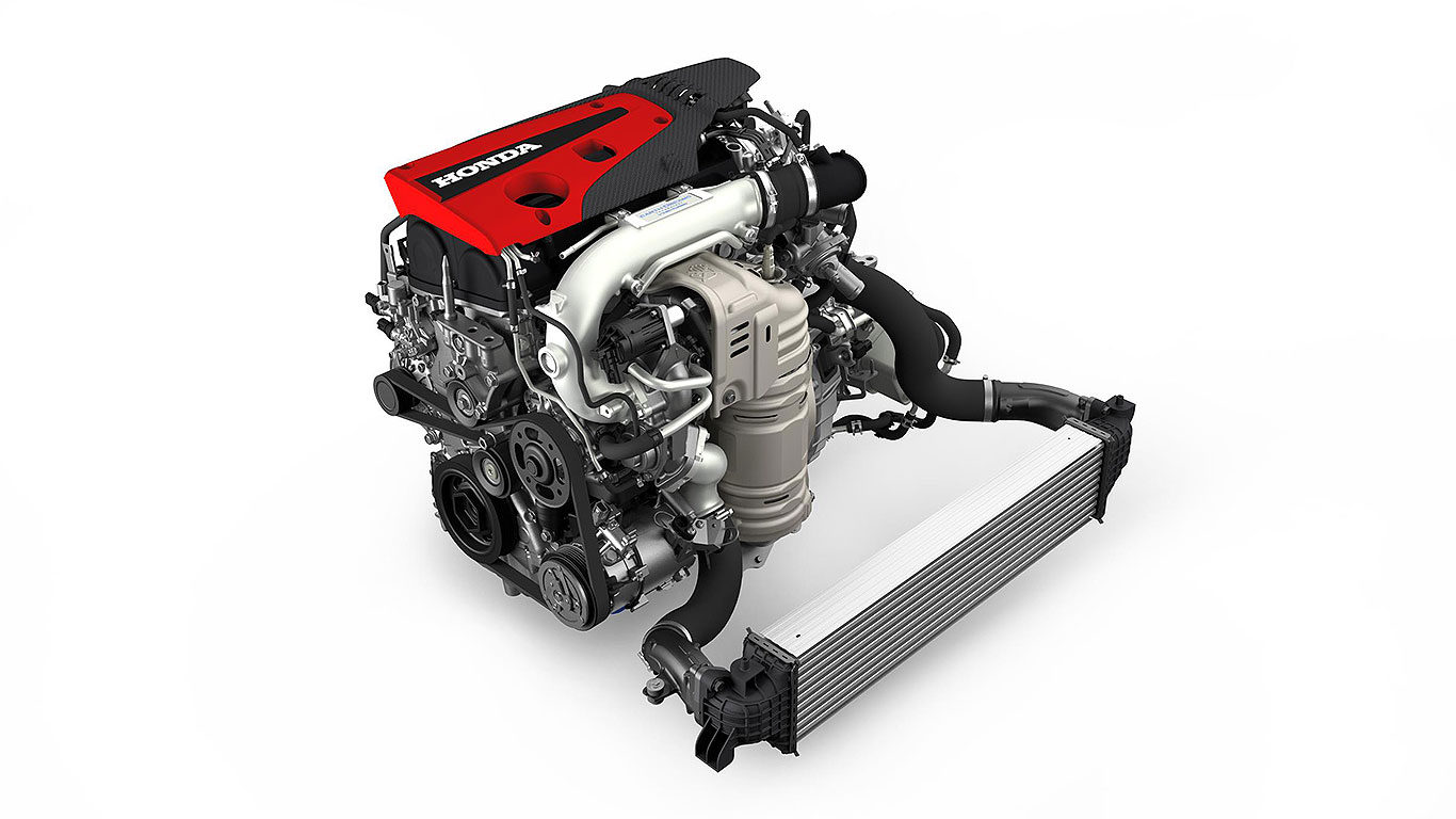 Honda Motors For Sale >> You Can Now Buy A Honda Civic Type R Engine In A Crate