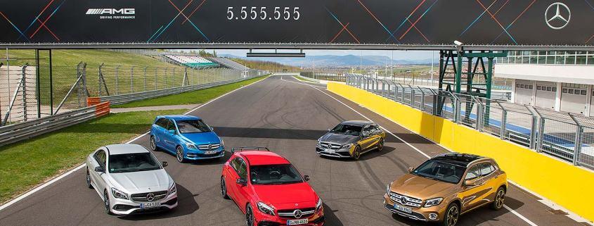 Mercedes-Benz compact cars