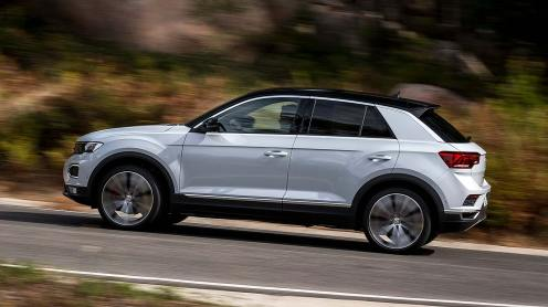 Volkswagen T-Roc 2018 first drive review