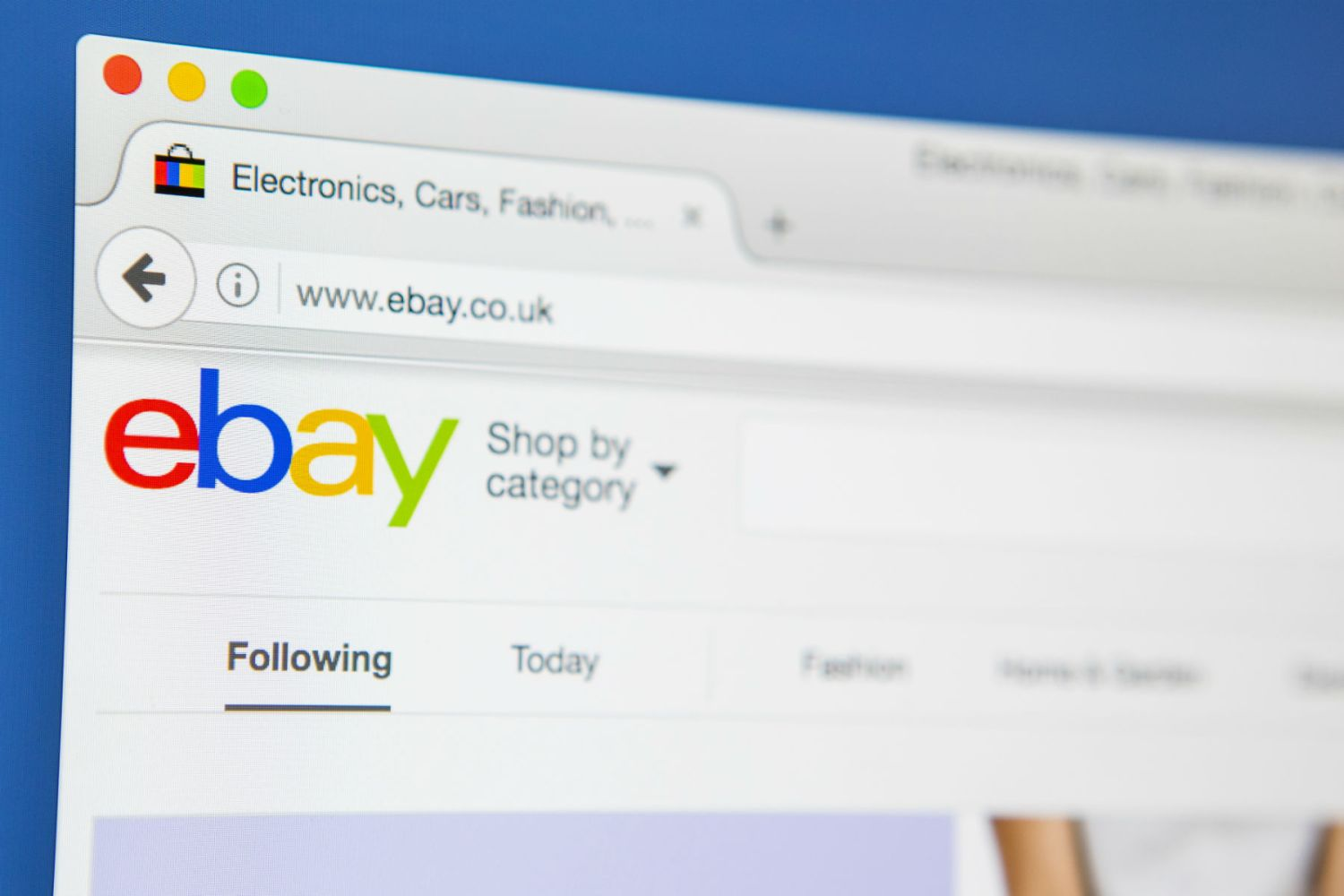 Brits buy car parts every second on eBay