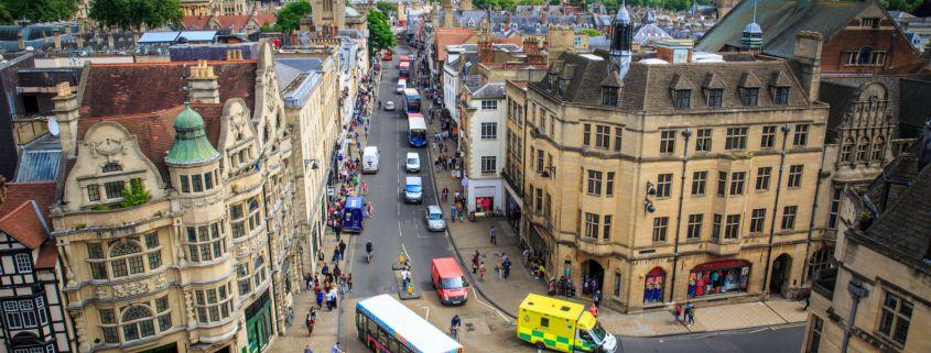 Oxford Zero Emission Zone: everything motorists need to know