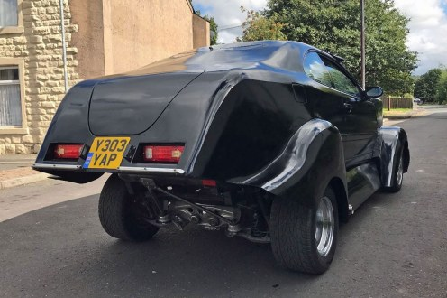 This 'hideous' car makes internet users 'sick in the mouth'