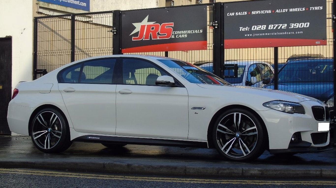 Luxury car winner: BMW 5 Series (2010-2017)