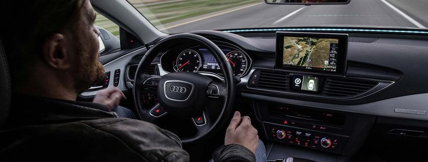Audi piloted driving