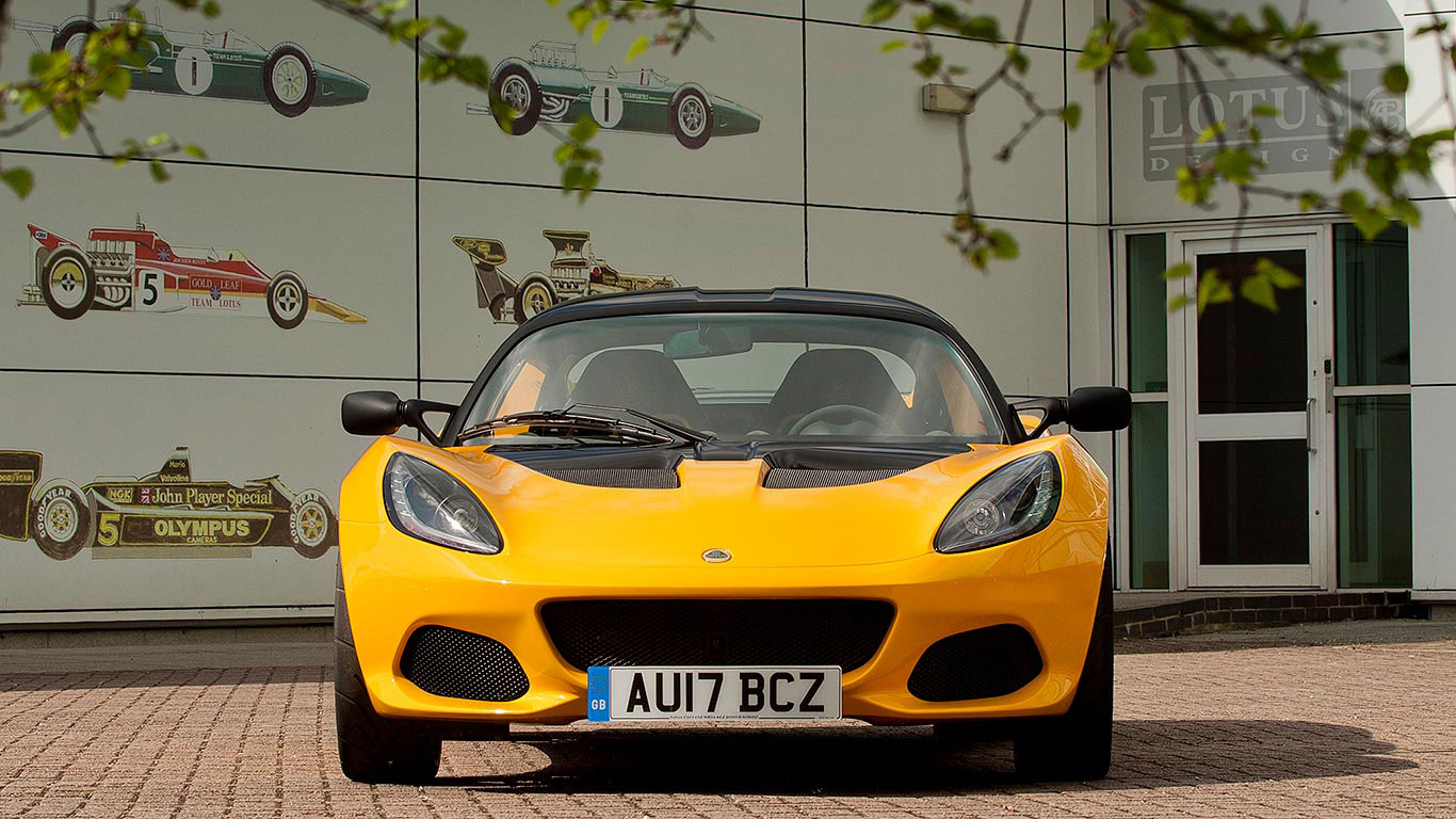 Geely buys Lotus