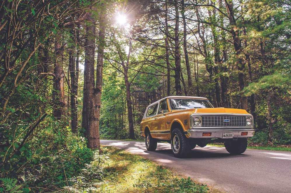 1969–1972 Chevrolet Blazer