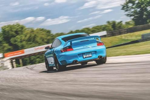 2001–2005 Porsche 911 Turbo