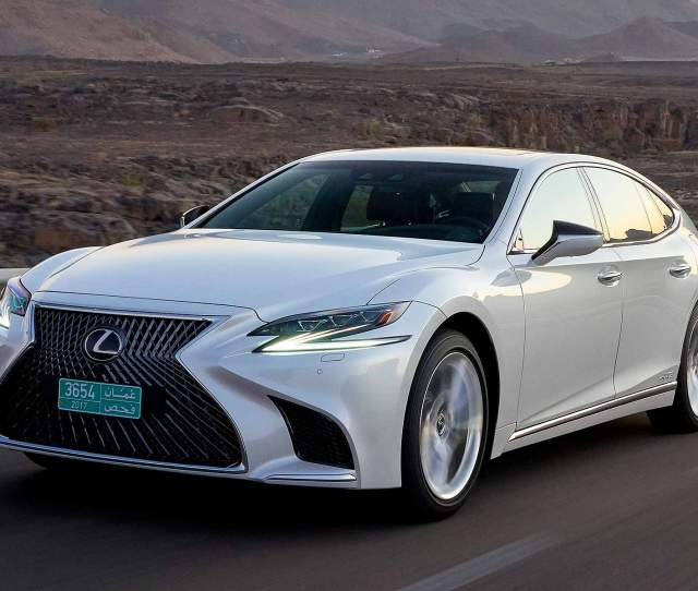 The All Hybrid New Lexus Ls Range Will Cost From