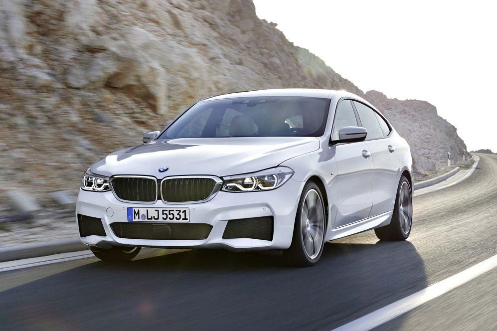 5 stars: BMW 6 Series GT