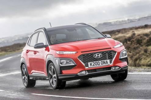 5 stars: Hyundai Kona