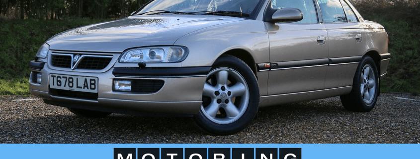 Vauxhall Omega thumbnail