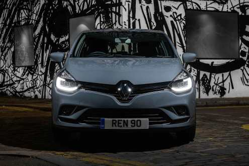 Renault Clio Urban Nav 2018