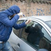 Car break-ins are on the rise - with London hit the hardest
