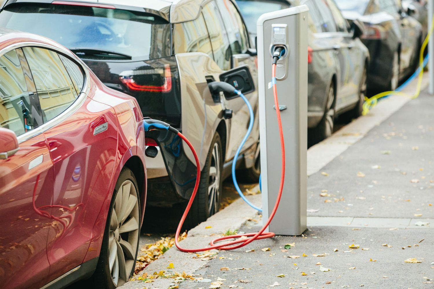 More than half Norway's new car sales are electric or hybrid