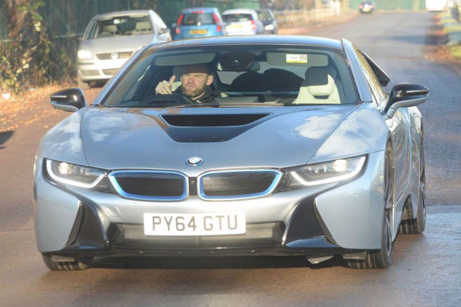 Wayne Rooney forced to flog supercar after drink-drive ban
