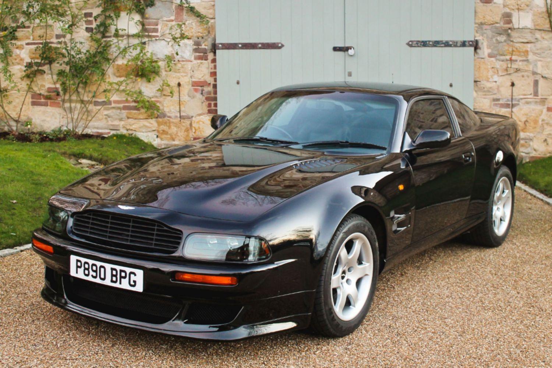 Rocket man: Elton John's rare Aston Martin up for auction