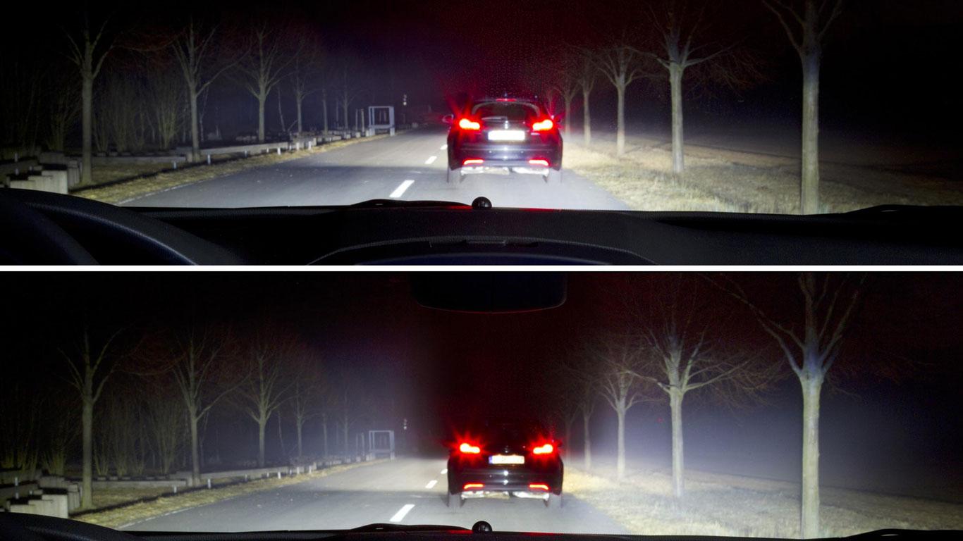 Auto high beam