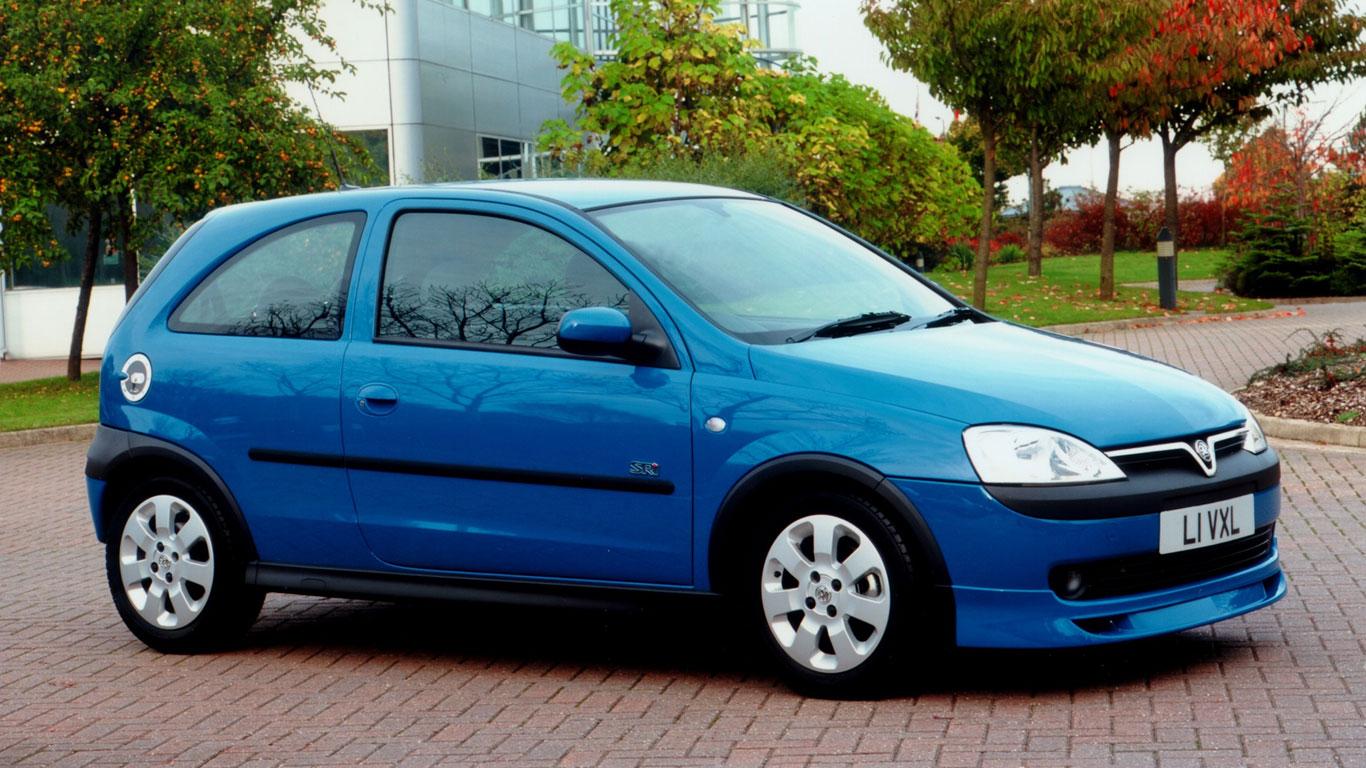 Vauxhall Corsa/Corsavan