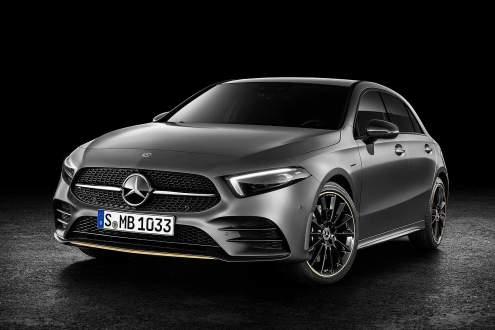 New 2018 Mercedes-Benz A-Class