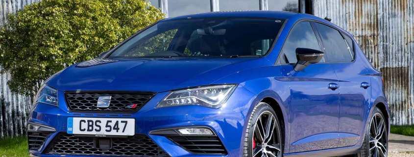 2018 Seat Leon Cupra 300