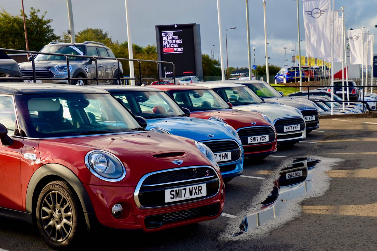 Diesel snubbed as used petrol cars hit record price high