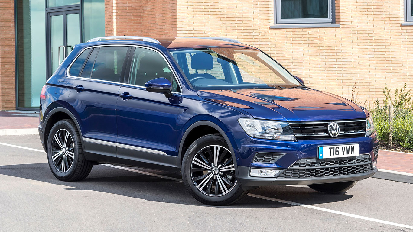 The best 18-plate March car offers: Volkswagen