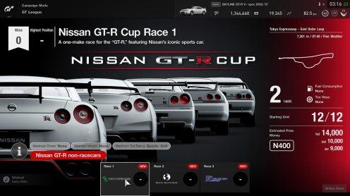 March 2018 Gran Turismo Sport Update 1.15