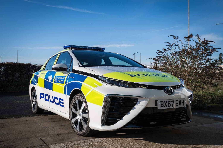 Met Police Toyota Mirai