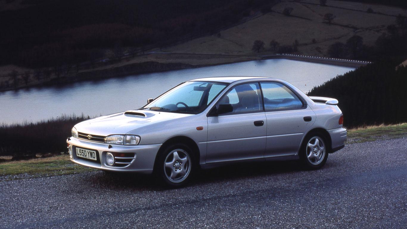 1994 Subaru Impreza Turbo 2000