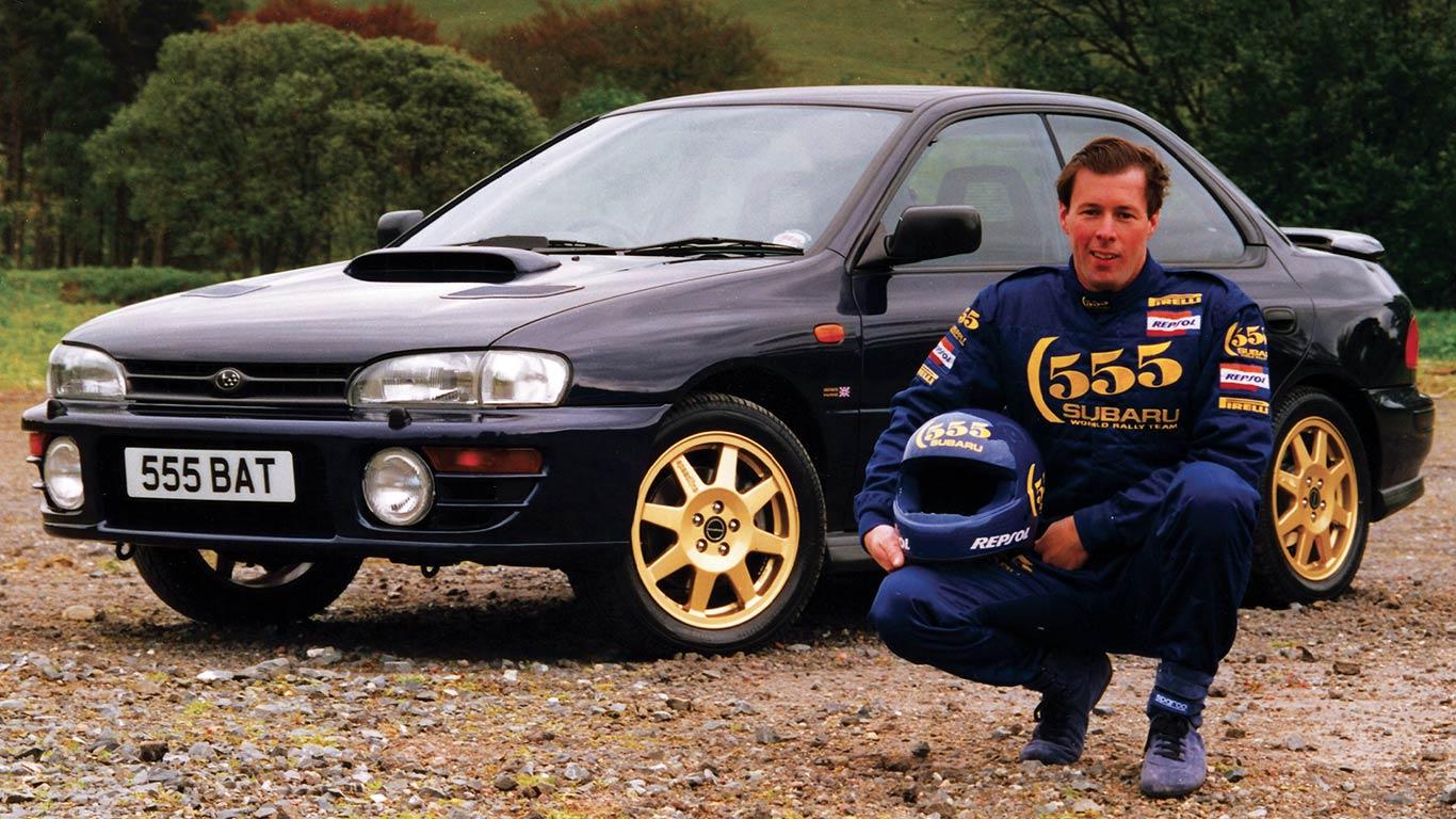 1995 Subaru Impreza Series McRae