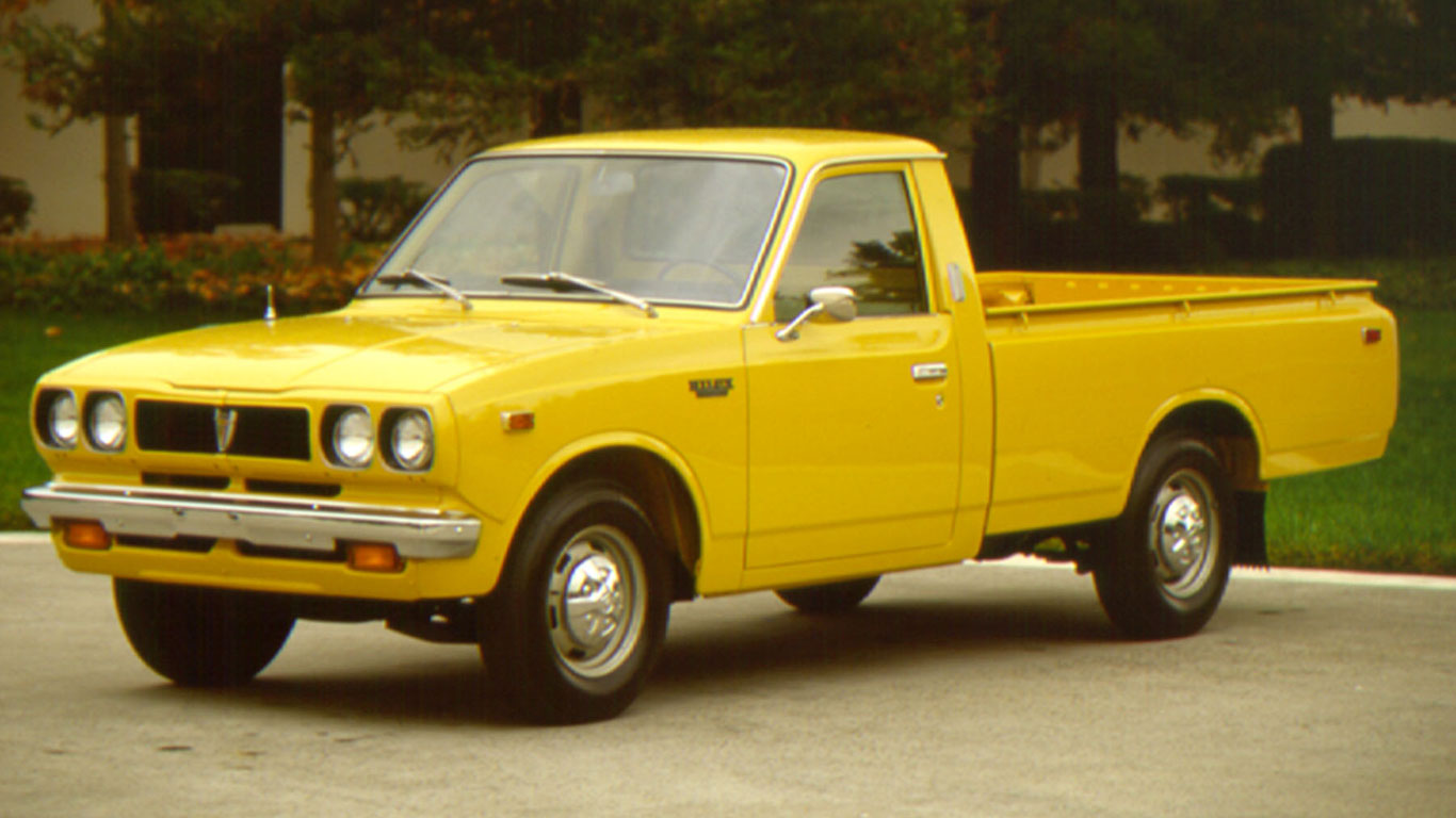 Toyota Hilux History