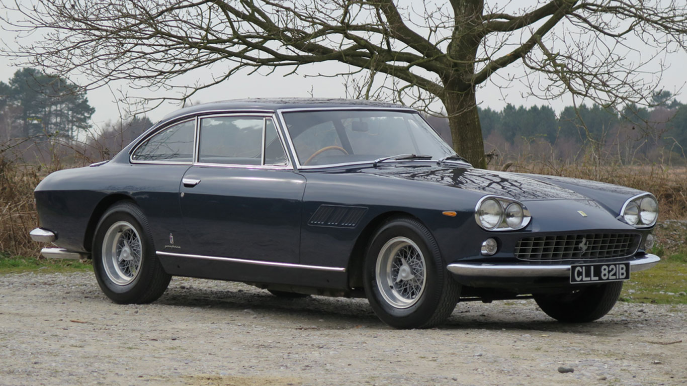 Ferrari 330 GT: £140,000 - £170,000